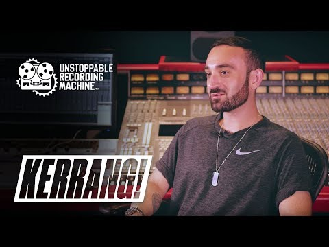 Erik Ron (Panic! At the Disco, New Years Day, Godsmack) On Producing Rock Music