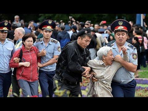Kazakhstan : Tokaïev élu sans surprise, des centaines d'opposants arrêtés