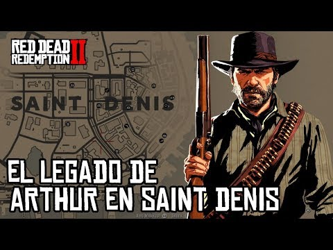 El legado de Arthur Morgan en Saint Denis - Red Dead Redemption 2 - Jeshua Games thumbnail