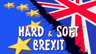 Hard & Soft Brexit: What it all means?