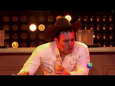 Carlos Bardelli imita a Pedro Infante. Ella (Me Cansé  de Rogarle) Alta Calidad.