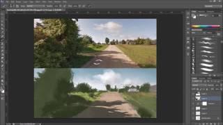 Virtual Plein Air - Latvia