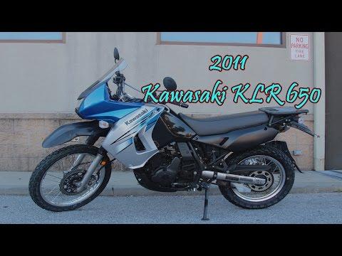 2011 Kawasaki KLR 650 | First Ride