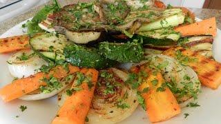 Ну, оОчень вкусные овощи на гриле (сковороде) - от шефа(, 2015-06-14T12:49:00.000Z)