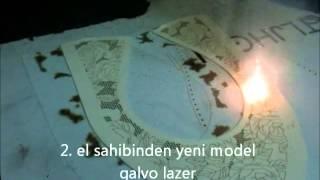 2 el giotto galvo lazer sahibinden satılık// 05337143444// NECATİ SARIKAYA