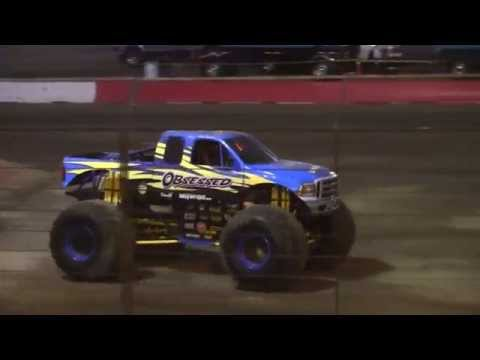 Tulare County Fair Monster Trucks and offroad vehicles 2015