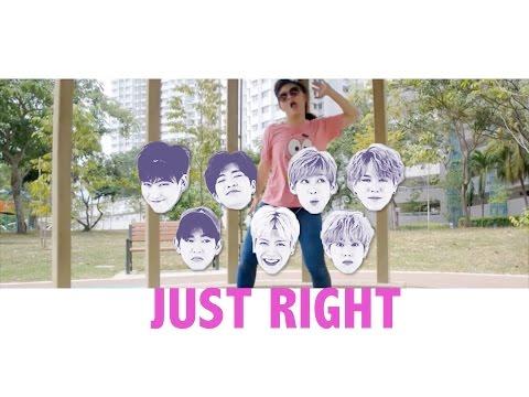 "GOT7 ""딱 좋아"" Just right dance tutorial | FULL Mirrored [Charissahoo]"