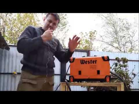 Честный обзор сварочного инверторного полуавтомата WESTER MIG-110i