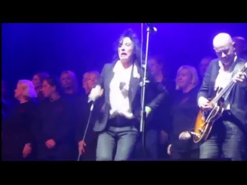 Camille O'Sullivan - Purple Rain - Olympia Theatre Dublin April 24 2016