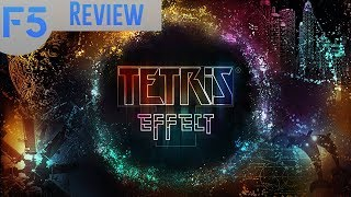 Tetris Effect Review: The Full Sensory Experience? (Non-VR Review) (Video Game Video Review)