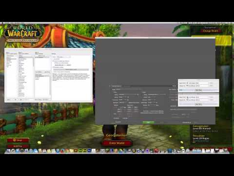 How to Stream World of Warcraft to Twitch on a Mac (easy)