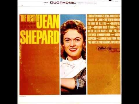 A Dear John Letter , Jean Shepard & Ferlin Husky , 1953 Vinyl