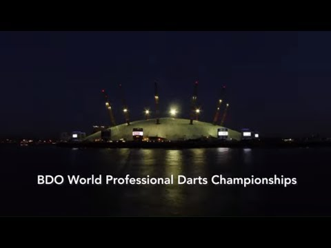 BDO World Professional Darts Championships LIVE Session 15