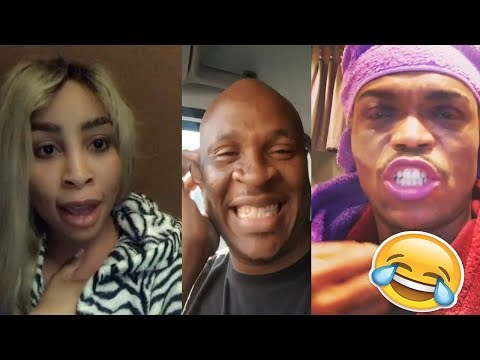 SA celebrities take on Mampintsha Challenge