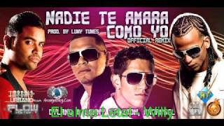 Dyland & Lenny Ft Arcangel & Zion - Nadie Te Amara Como Yo ( Official Remix