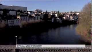 VUE D'EN HAUT : La Moselle
