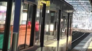 京阪電車***3/28 平日ダイヤの朝の洛楽