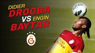FUTBOL | Engin Baytar vs Didier Drogba - Galatasaray