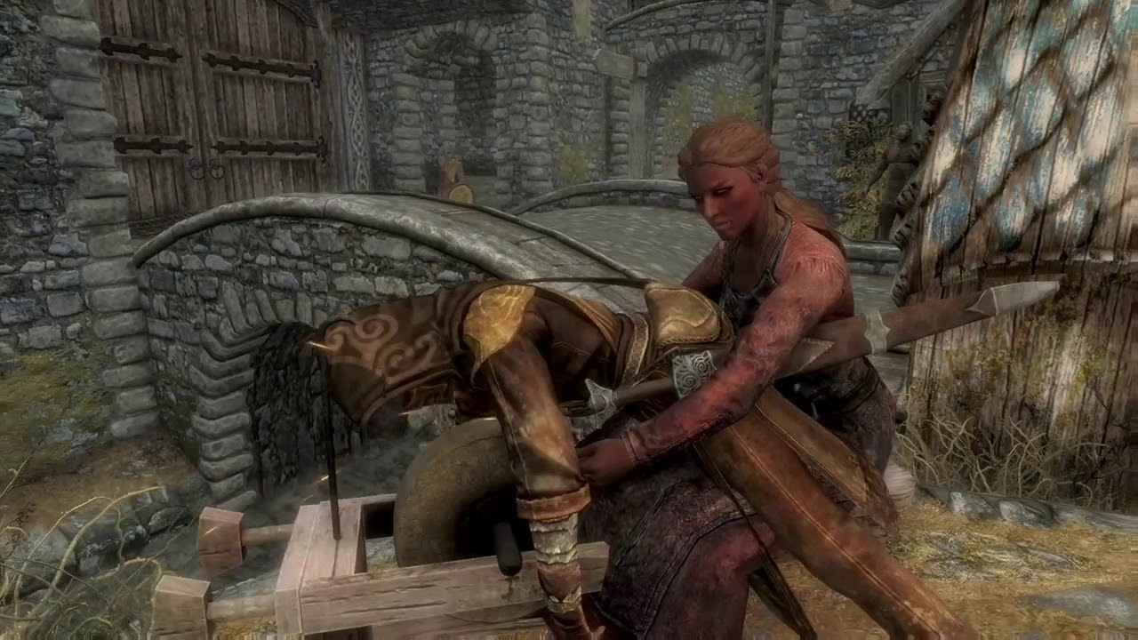 Skyrim sex with wife