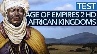 Age of Empires 2 HD: African Kingdoms - So gut ist die Erweiterung! (Test / Review)