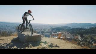 Ghost Bikes presents #hardTRAIL: ASKET to escape the City