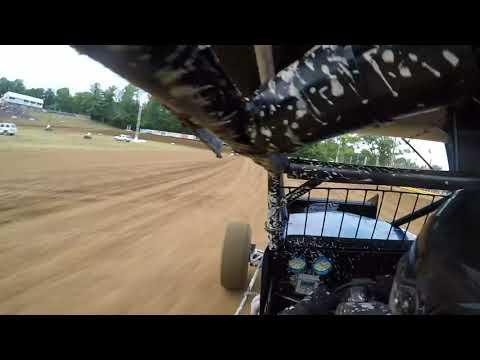 50k   Racesaver Heat Race #2 Lincoln Park Speedway 7 21 18