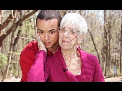 90 year old woman dating 30 year old man