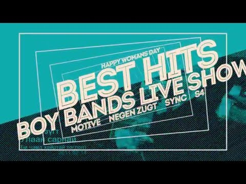 BEST HITS BOY BANDS LIVE SHOW