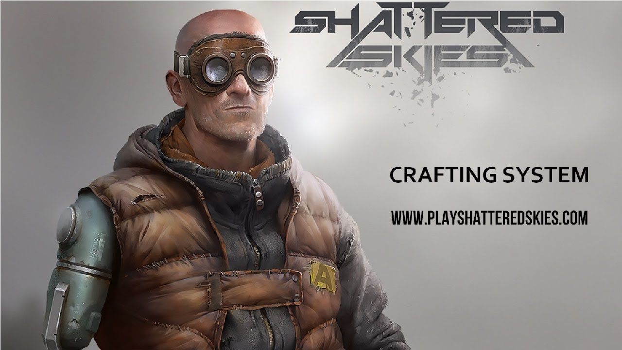 Shattered Skies - Craf...
