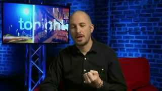 Darren Aronofsky on George Stroumboulopoulos Tonight: INTERVIEW