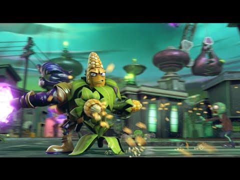 Plants vs. Zombies Garden Warfare 2 Announce Trailer | E3 2015