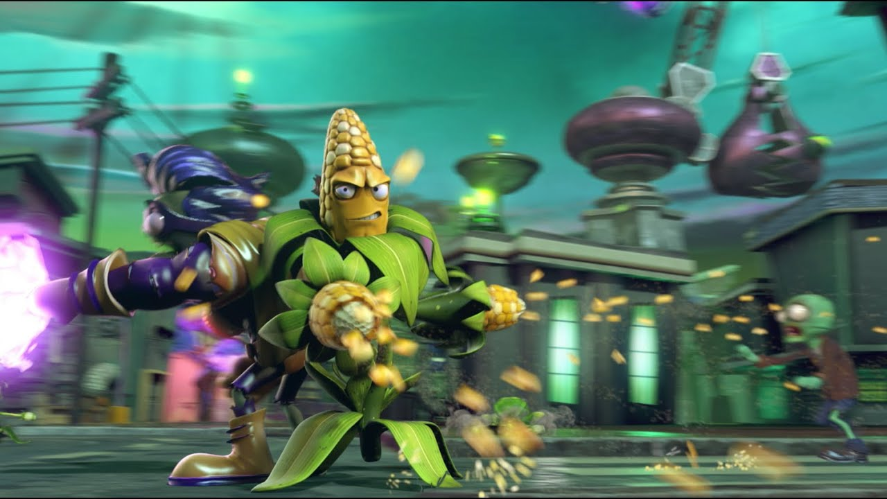 Plants Vs. Zombies Garden Warfare 2 Announce Trailer | E3 2015   YouTube Photo