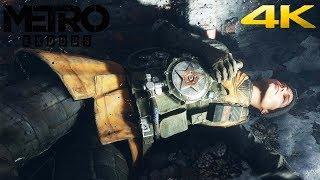 METRO EXODUS #6 - ANNA IN PERICOLO - 4K GRAFICA ESTREMA RAY TRACING ULTRA, 2080 ti - GAMEPLAY ITA