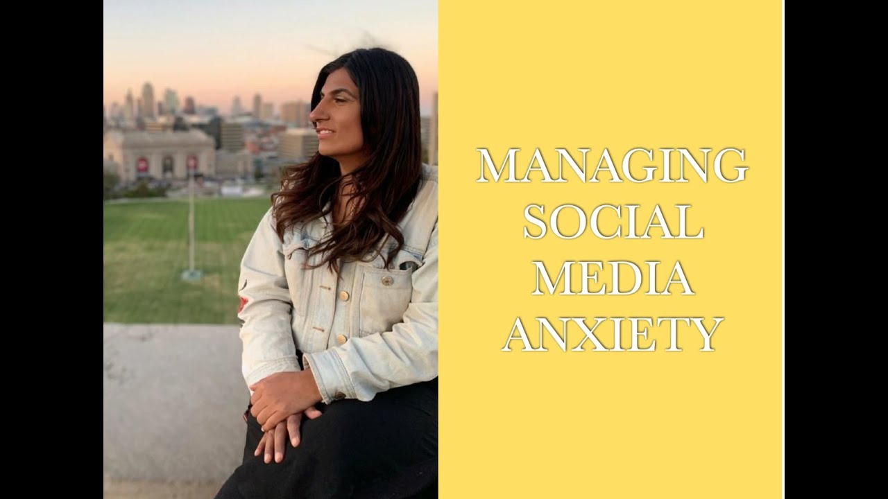 3 Ways to Manage Social Media Anxiety