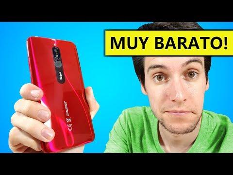 HE PROBADO el Xiaomi más BARATO... MIS CONCLUSIONES del Redmi 8 - REVIEW y UNBOXING