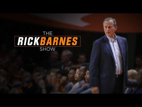 The Rick Barnes Show: 2016 Episode 1