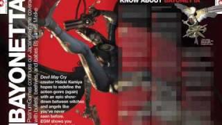 Bayonetta-Somthing Missing