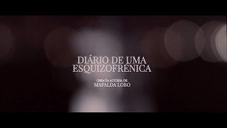 capa de Diário de uma Esquizofrénica de Mafalda Lobo