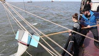 By the Ocean we Unite en Stantec zetten koers naar Terschelling