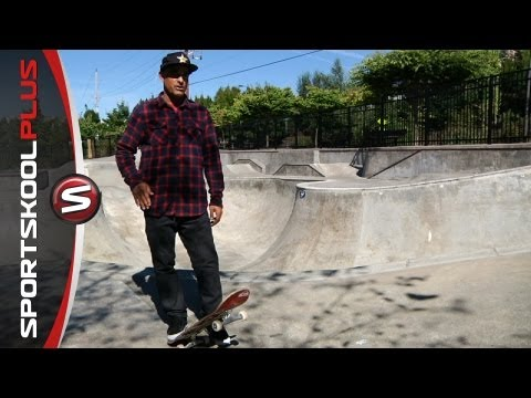 How to Roll In - Skateboarding w/Pro Sk8r Omar Hassan