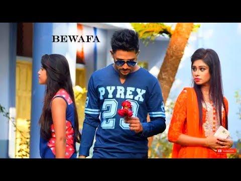 Bewafa Hai Tu| Heart Touching Love Story 2018| Latest Hindi New Song by sd CREATION