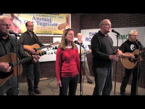 """""""There's No Place Like Home"""", Performed by The Charlie O'Neill Unplugged Club"""