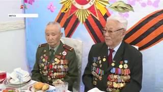 Глава Якутии Айсен Николаев встретился с ветеранами войны