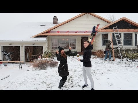 Download Youtube: BUILDING OUR DREAM HOUSE!!