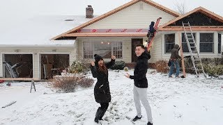 BUILDING OUR DREAM HOUSE!!