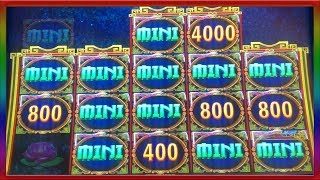 ** HOW MANY MINIS DO YOU THINK WE GOT ON THIS NEW GAME ** SLOT LOVER **