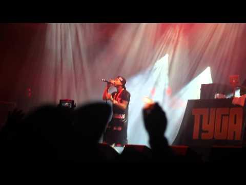 Tyga - Drive Fast, Live Young Live - Frauenfeld 2013
