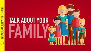 Скачать How To Introduce Your Family In English