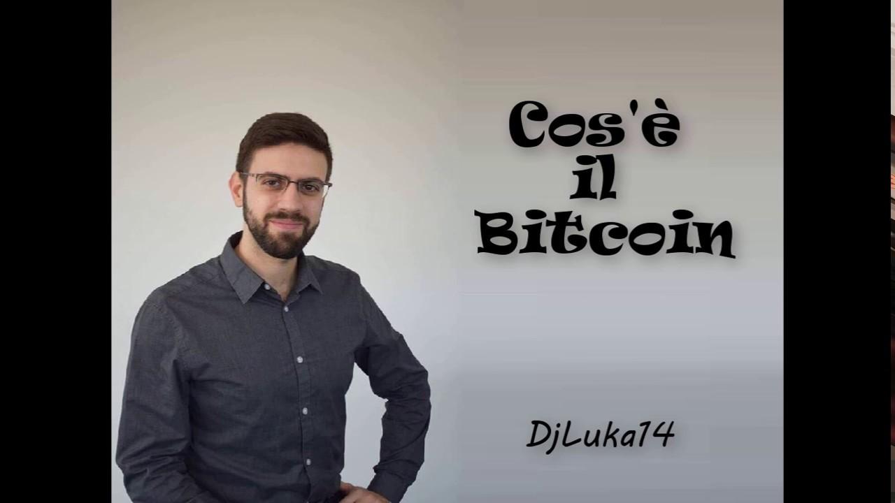 cos è il bitcoin