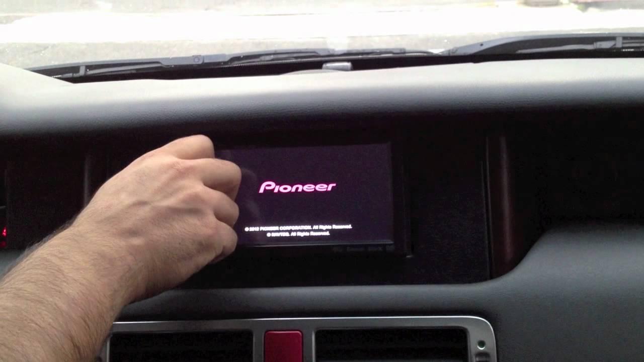 2003 Range Rover Hse Custom Installed A Pioneer Avic X940bt Youtube 2004 Wiring Diagram Pdf